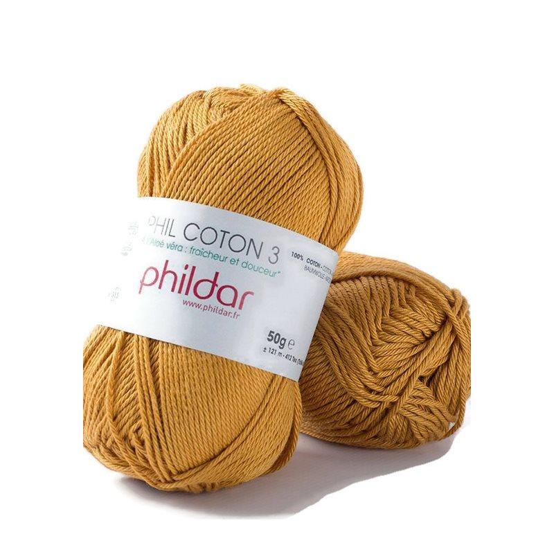 Coton 3, PHILDAR