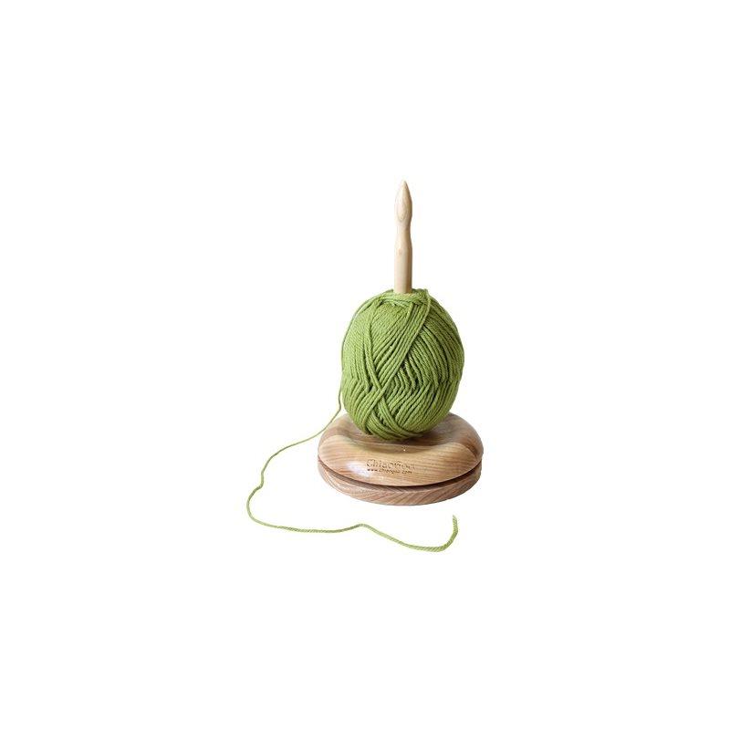 Support à balle de laine