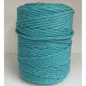 4MM SOFT TRIPLE STRAND TWISTED COTTON