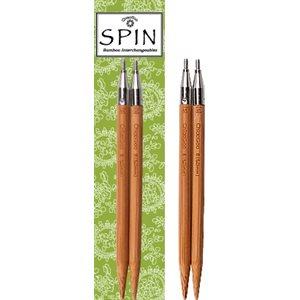 Aiguille Interchangeable SPIN Bambou 5''