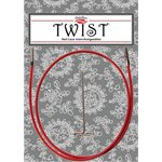 "TWIST Cable Rouge, 30"" (75 cm), Small"