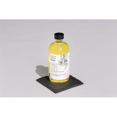 Faveur Urso - Savon Liquide Bio - Rose et Cèdre