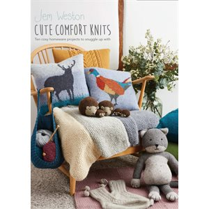 Livre Cute Comfort Knits par Jem Weston