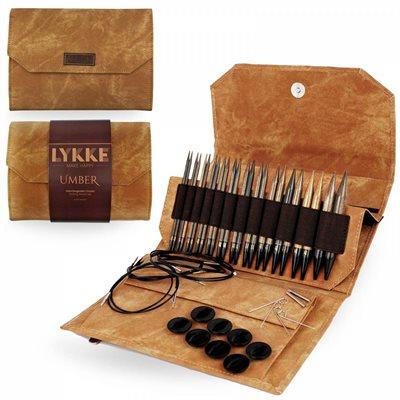 Kit Complet Interchangeable LYKKE Bois 5''