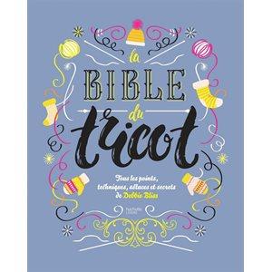 Livre La bible du tricot